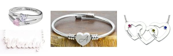 Personalised Jewelery